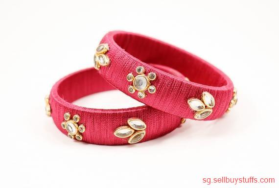 second hand/new: Silkthred jewels Singapore