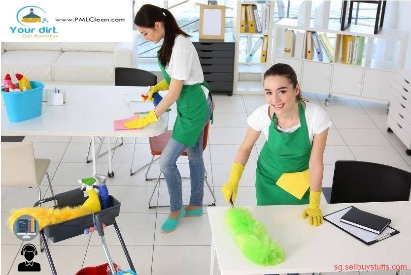 second hand/new: Cleaning Company Singapore