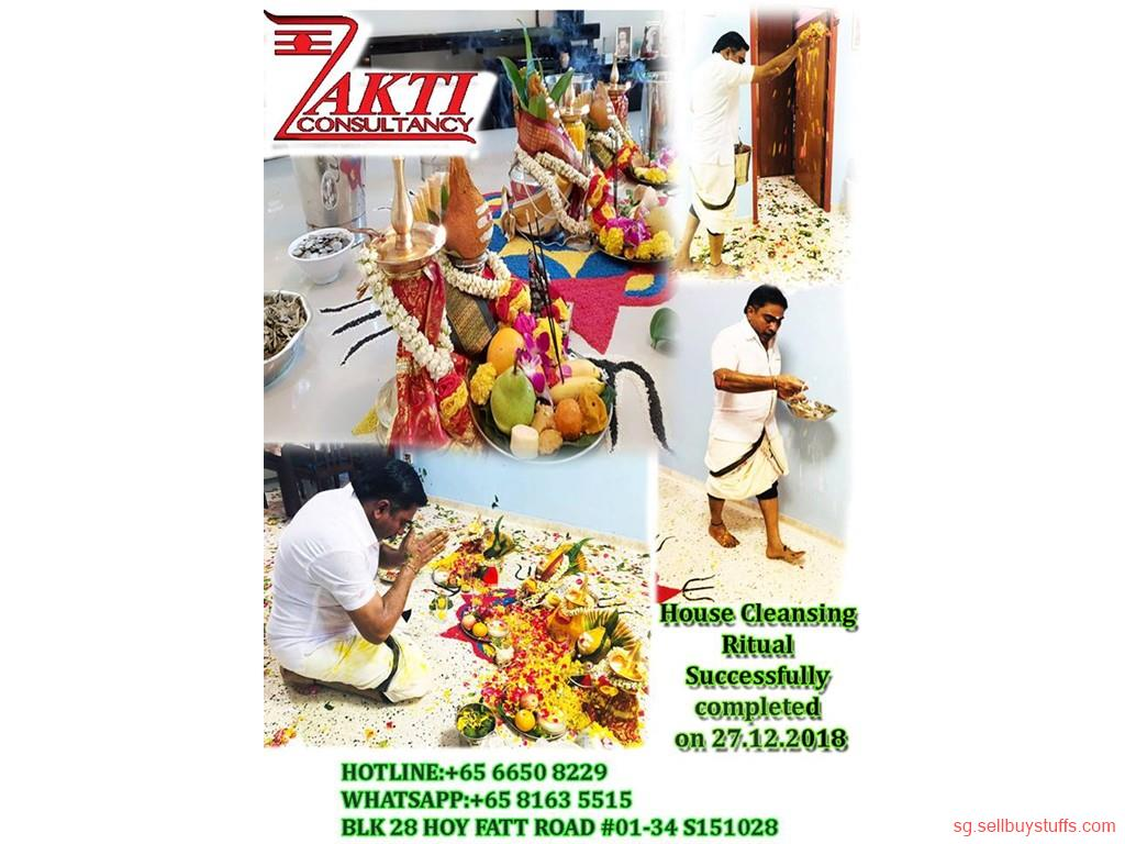 second hand/new: Zakti Consultancy Purify Your House from Negative Energy