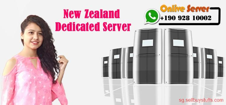 second hand/new: Advance New Zealand dedicated Server Hosting for Business