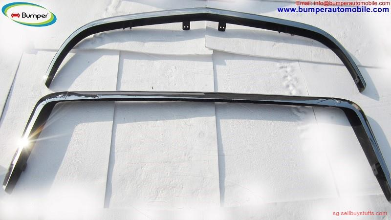 second hand/new: Datsun 240Z bumper kit new (1969-1978) by stainless steel