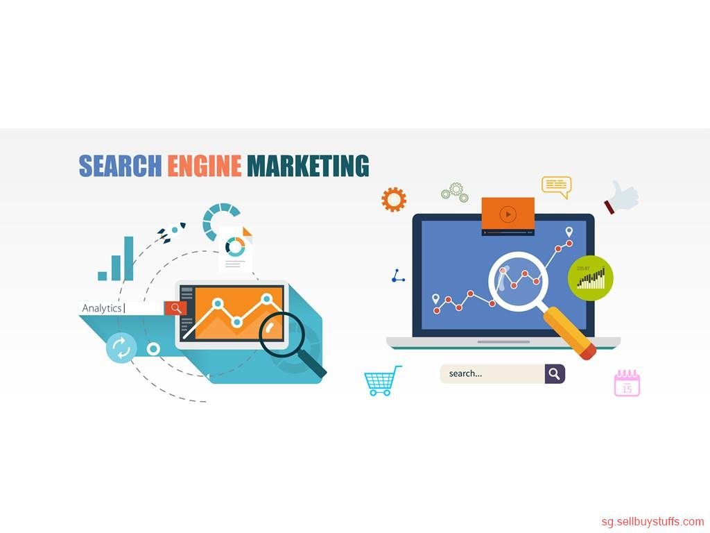 second hand/new: Search Engine Marketing Agency,