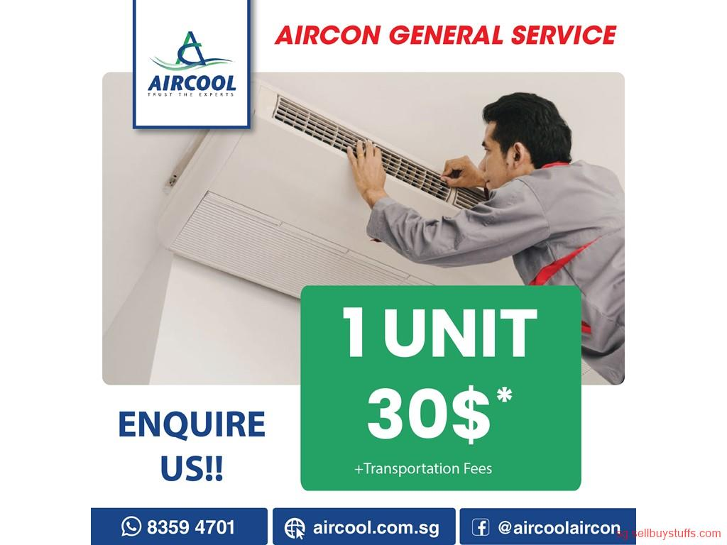 second hand/new: Aircon Service