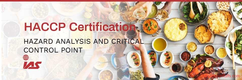 second hand/new: HACCP Certification Services in Singapore
