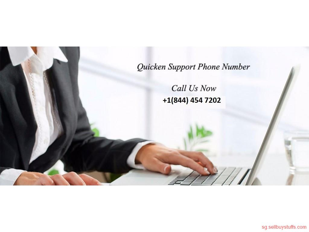 second hand/new: Quicken Support Number