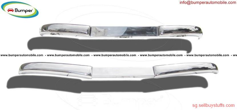 second hand/new: Mercedes  W136 170 Vb bumper (1952 – 1953) stainless steel