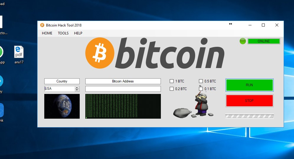second hand/new: Bitcoins Private Key Recovery