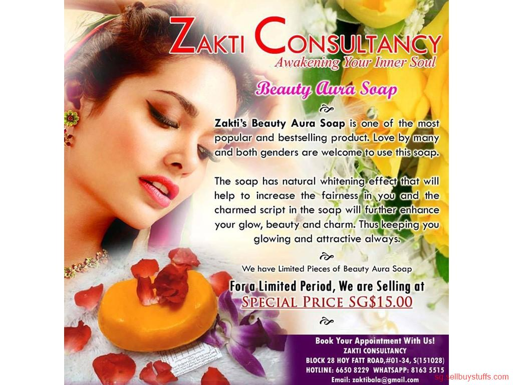 second hand/new: ZAKTI CONSULTANCY ENERGIZED PAPAYA SOAP