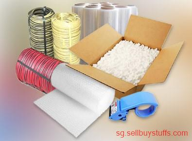 second hand/new: Packaging Supplier Singapore