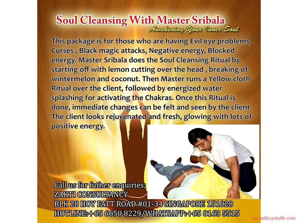 second hand/new: ZAKTI CONSULTANCY SOUL CLEANSING