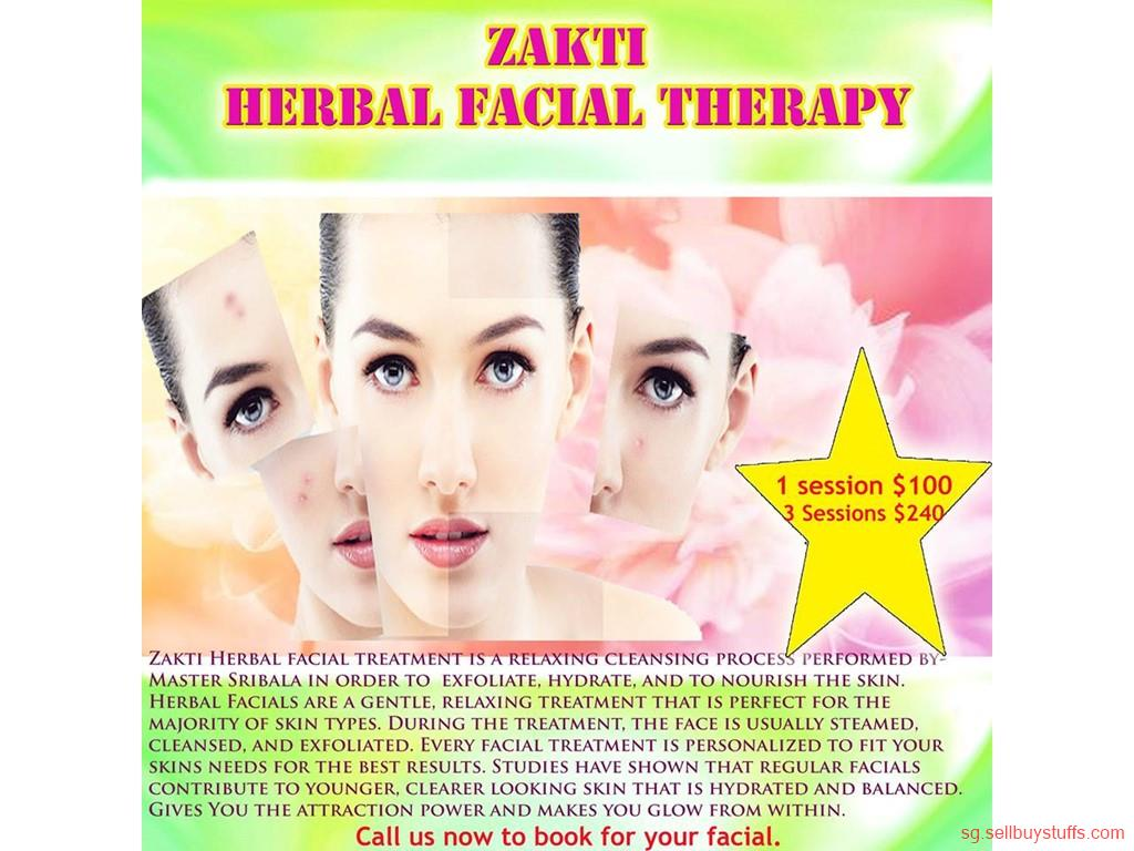 second hand/new: ZAKTI CONSULTANCY FACIAL THERAPY