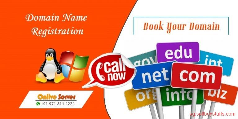 second hand/new: Cheap Domain Name Registration