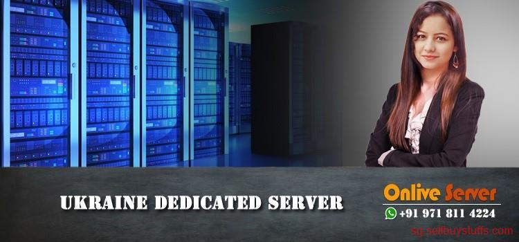 second hand/new: Ukraine Dedicated Server for Today's Generation