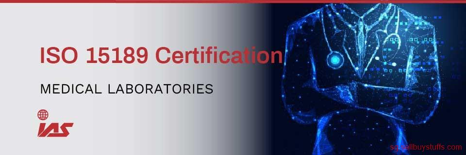second hand/new: ISO 15189 Certification Agency in Singapore