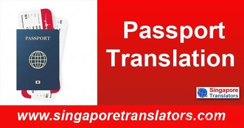 second hand/new: Passport Translation Services In Singapore:Human Based