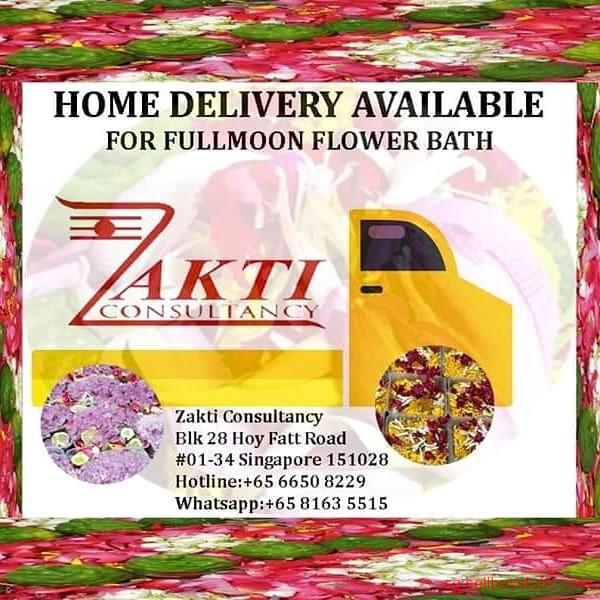 second hand/new: ZAKTI CONSULTANCY FULL MOON BATH ENERGIZED BY MASTER SRIBALA