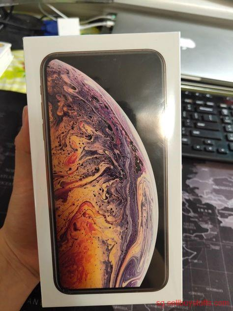 second hand/new: Brand New Apple Iphone XS Max 64GB