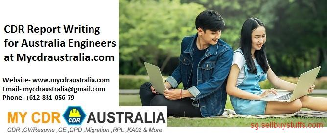 second hand/new: CDR Report Writing for Australia Engineers at Mycdraustralia.com