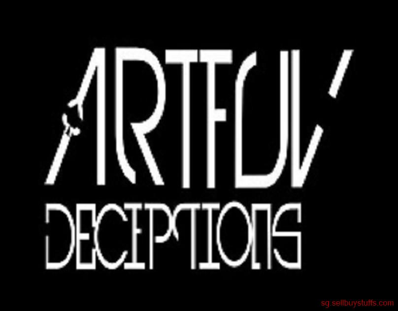 second hand/new: Artful Deceptions