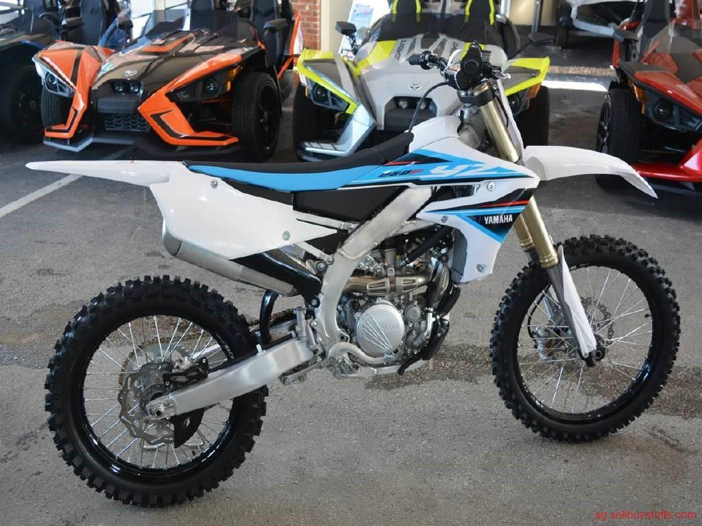 second hand/new: New Yamaha YZ 250F
