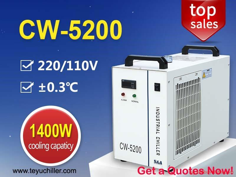 second hand/new: Compact Water Chiller CW5200