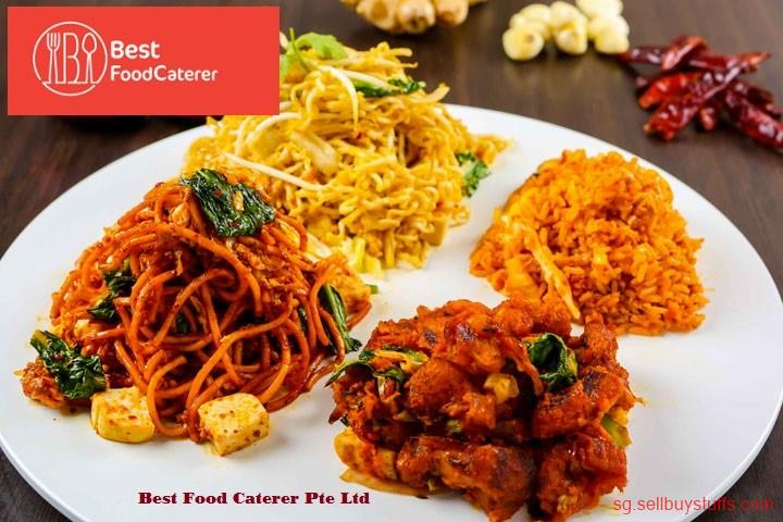 second hand/new: Mini buffet catering in singapore