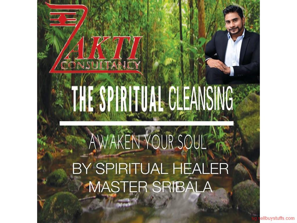 second hand/new: ZAKTI CONSULTANCY SPIRITUAL CLEANSING