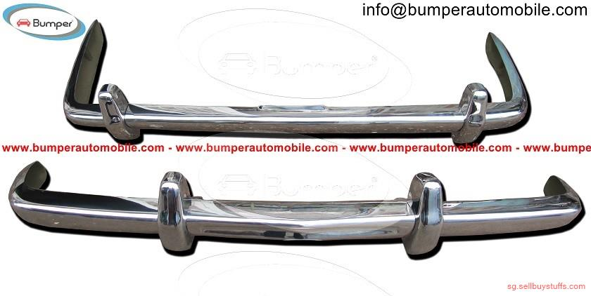 second hand/new: Bentley T1 bumpers year (1965-1977) stainless steel