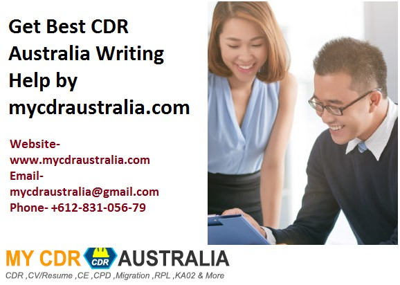 second hand/new: Get Best CDR Australia Writing Help by mycdraustralia.com