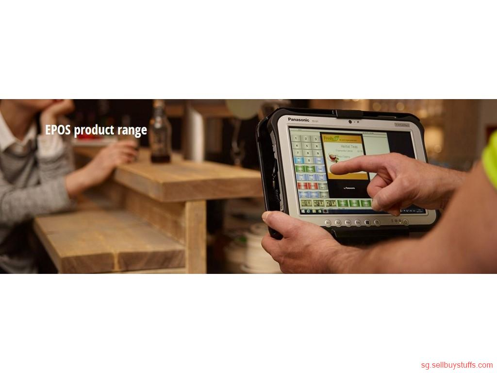 second hand/new: Panasonic: Portable & Military Grade Tablet
