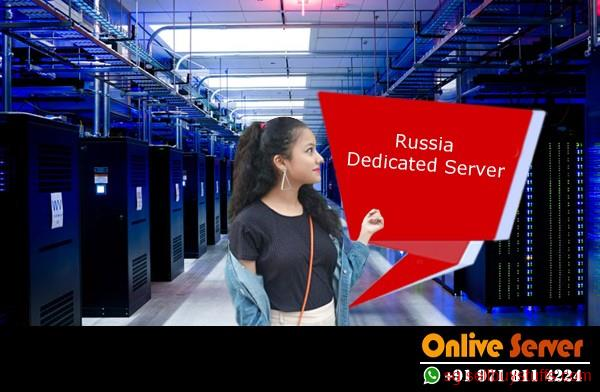 second hand/new: Russia Dedicated Server
