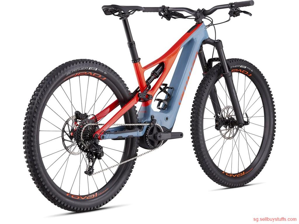 second hand/new: 2019 Specialized Men's Turbo Levo Comp Carbon
